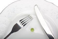 Dieta extrema Imagem de Stock