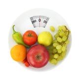 Dieta i odżywianie Zdjęcia Royalty Free