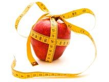 dieta jabłczany prezent zdjęcia stock
