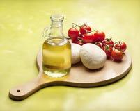 Dieta mediterrânea Fotos de Stock