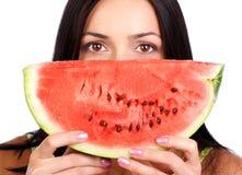 dieta melonu wody obraz stock