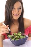 dieta model fotografia stock