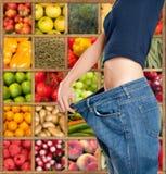 Dieta que adelgaza sana b fotos de archivo libres de regalías