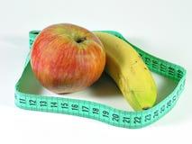 Dieta que faz dieta o estilo de vida saudável Foto de Stock Royalty Free