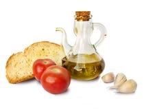 dieta śródziemnomorska Obrazy Stock