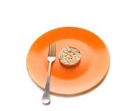 Dieta rigorosa Immagini Stock Libere da Diritti
