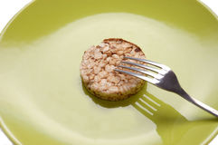 Dieta rigorosa Fotografia Stock