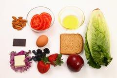 Dieta sana Fotografía de archivo libre de regalías