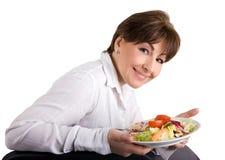 Dieta saudável Imagens de Stock Royalty Free