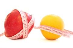 Dieta saudável Fotos de Stock Royalty Free