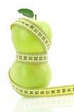 Dieta slimming saudável Fotos de Stock Royalty Free