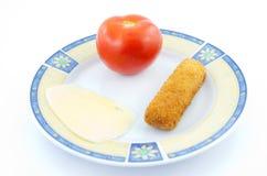 Dieta talerz Obrazy Stock