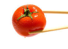 Dieta. Tomate. fotografia de stock royalty free