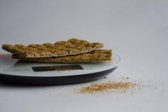 Dieta y nutrición Imágenes de archivo libres de regalías