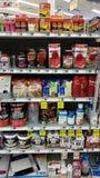 Dieta y nutrición Suppliments fotografía de archivo