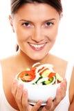 dieta zdrowa Zdjęcie Stock