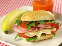 Dietary breakfast Royalty Free Stock Image