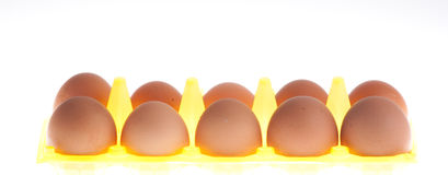 Dietary eggs Royalty Free Stock Images