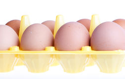 Dietary eggs Stock Photo