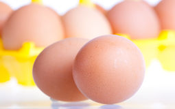 Dietary eggs Royalty Free Stock Photo