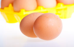 Dietary eggs Stock Photos