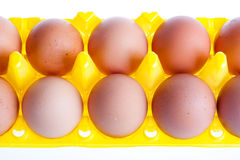 Dietary eggs Stock Photography