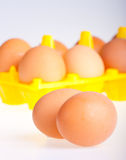 Dietary eggs Royalty Free Stock Photography