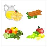 Dietary food Stock Photo