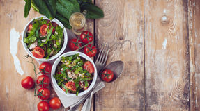 Dietary food background Royalty Free Stock Images