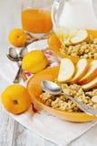 dietary frukost Royaltyfri Fotografi
