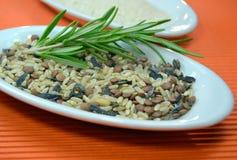 Dietary rice Stock Photo