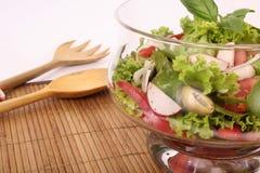 Dietary Salad Stock Photography