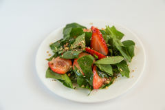 Dietary salad. Stock Images