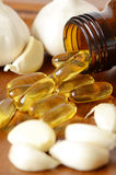 Dietary supplement. Royalty Free Stock Photography