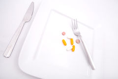 Dietary Supplementation Stock Images
