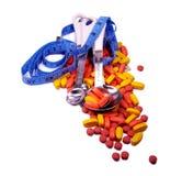 Dietas Imagens de Stock