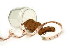 Diete non sane Fotografie Stock Libere da Diritti