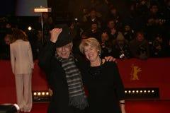 Dieter Kosslick und Monika Gruetters Stockbild