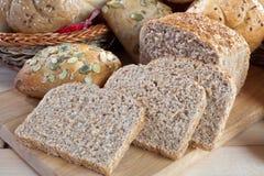 dietetic bröd arkivfoto