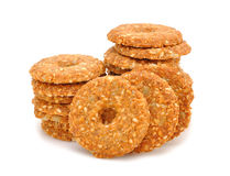 Dietetic cookies Royalty Free Stock Photo