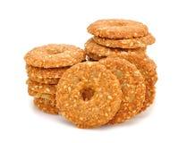 Dietetic cookies Royalty Free Stock Photo