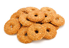 Dietetic cookies Royalty Free Stock Photography