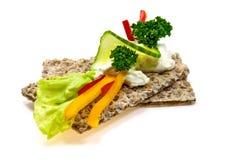 dietetic mat arkivfoto