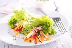 Dietetic salad Royalty Free Stock Photography