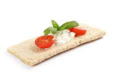 Dietetic sandwich Royalty Free Stock Photos