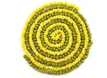 dietetyczną tła spirali Zdjęcia Stock
