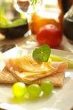 dietetyczne jedzenie Zdjęcia Royalty Free