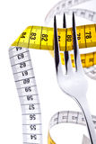 Dieting Fotografia Royalty Free