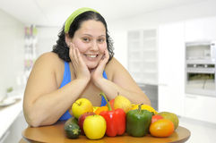 Dieting Royalty Free Stock Photo