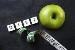 dieting Images libres de droits